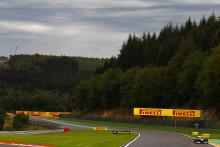 Pirellis medium- och hårda däck för Belgiens GP på Spa Francorchamps