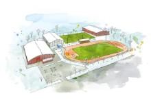 Klarade ni att hålla hela idrottsplatsen  öppen i vintras?