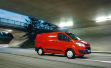 Lägre kostnader och högre prestanda med nya Ford Transit