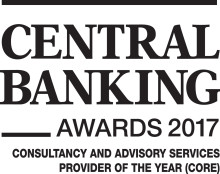 "BearingPoint honored as ""Central Banking Consultancy and Advisory Services Provider of the Year 2017"" with Abacus360 Regulator"