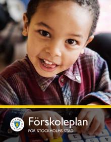 Förskoleplan för Stockholms stad