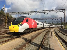 Virgin Trains fully equipped with free Wi-Fi and entertainment