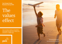 PwC Global Family Business Survey 2018 - The Values Effect