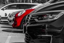 Försäljningen av begagnade personbilar minskade med 1,3% i juli