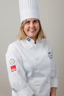 Polarbröds Sandra Granström finalist i Mack-SM 2019