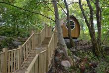 Camping mit Glamourfaktor – Villeroy & Boch-Sanitärprodukte für das Glamping Resorts – Biosphäre Bliesgau
