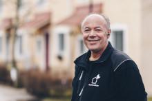 Ivan på Växjöbostäder är Växjös hjälte