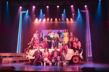 Dans och nostalgi när Grease gästar Arenan