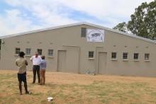 Veidekke förverkligar en dröm för unga tjejer i Sydafrika