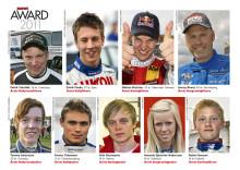 Bilsport Award 2011