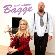 Anders Bagge och Johanna Lind Bagge i parterapi