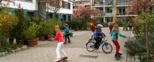 Kommittén för modernare byggregler besöker Umeå