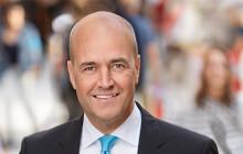 Fredrik Reinfeldt talar på Empack i höst