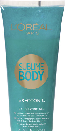 L'Oréal Paris - Sublime Body