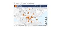 Tillgänglighet i kommunens lokaler visas i ny karta
