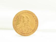 Unikt 1600-tals mynt sålt på Kaplans