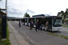 """""""Bus of the Year 2015"""" på lynvisit i København"""