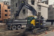 Volvo ECR145E och ECR235E: Kraftfull prestanda som räcker längre