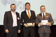 BPW's electric drive for heavy goods vehicles scoops European Transport Prize for Sustainability