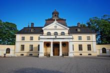 Sparreholms slott och Axellent  satsar på sörmländsk mersmak