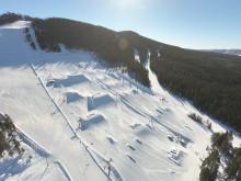 Junior-VM i Kläppen: Sveriges största slopestyletrupp någonsin