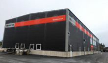 Ny serviceverkstad i Lindesberg