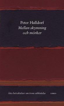 Ny bok av Peter Halldorf