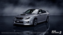 Subaru STI Racing debuterar i Gran Turismo 5