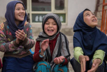 18 Years Of Conflict: Every single Afghan child affected by war