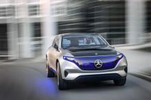 Reservasjonsløsning for Mercedes-Benz EQC
