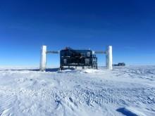 Fysikpris sätter fokus på Antarktis is
