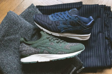 Sneakersnstuff x ASICS x Onitsuka Tiger introduce the 'Tailor Pack'