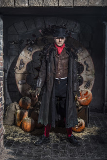 Mit Stena Line zum Halloween Spuktakel nach London