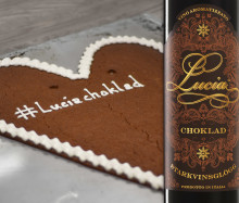Lucia Choklad i Systembolagets julsortiment 2018!