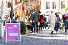 Stor hantverksmarknad på Lilla Torg!