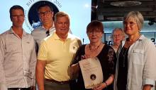 Gustaf Vasa kyrka får hedersomnämnande vid ROT-prisutdelningen