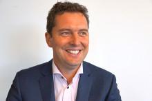 Kees-Jan Starrenburg tillträder som ny Nordenchef för AkzoNobel och affärschef för Decorative Paints