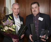 MP bolagen – Årets leverantör hos Elektroskandia 2015