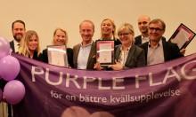 Städerna som bestämt sig för att satsa på tryggare och säkrare kvällsupplevelser med Purple Flag-metoden