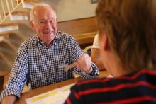 Vecka för seniorer bjuder på speeddejtning och bussturer