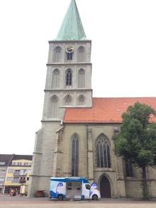 Beratungsmobil der Unabhängigen Patientenberatung kommt am 2. Oktober nach Hamm.