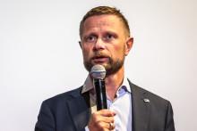 Helseminister Bent Høie får Rusreformprisen 2019