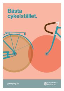 Bästa cykelstället - broschyr