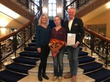 Thomas Byström är Årets Mentor i Västernorrland