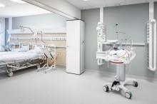Neonatalavdelningen på Helsingborgs lasarett står färdig