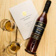Grönstedts Extra på Nobelbanketten – den folkkära cognacen stod för det lilla extra!