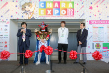 CharaExpo 2015 kicks into high gear