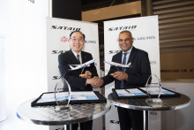 China Airlines signs with Airbus subsidiary Satair Group for material solution