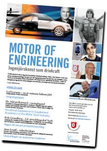 Racing och robotforskning på spännande teknikdag