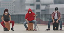OFFICIAL VIDEO FOR BOX'OUT 2013 LAUNCHED, DESPITE THE HAZE...